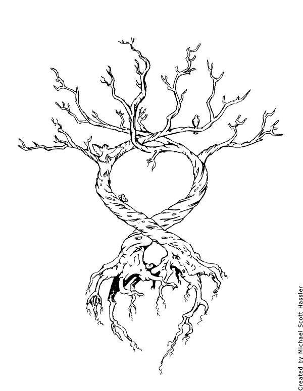 intertwined trees tattoos pinterest tattoo jack tattoo and twin tattoos. Black Bedroom Furniture Sets. Home Design Ideas