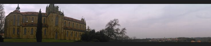 monastery Kladruby