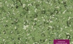 Covor pvc trafic Intens verde linoleum eterogen Acczent Terra Tarkett CH 235 85