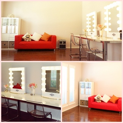 193 best images about Makeup Studio & Design on Pinterest ... on Make Up Room Design  id=57331