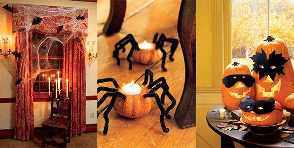 Deko mit Kürbissen im Herbst - Über 15 Dekoideen für Haus und Garten Die Äpfel an den Bäumen sind reif, das Laub verfärbt sich in sattes Rot, Orange