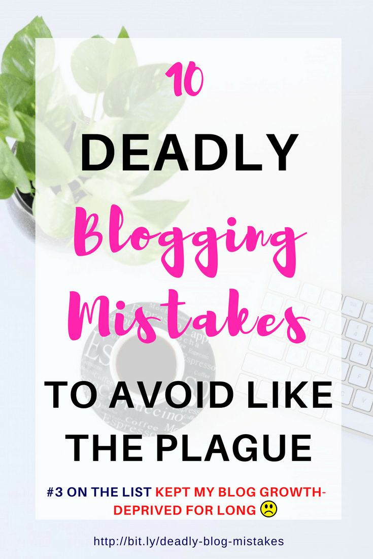 Here is a list of most potential #bloggingmistakes. Please read to make sure you are on the right path. can you make money blogging   make money blogging for beginners   make money on blogging   blogging tips for beginners   list building tips   email marketing tips   #growyourblog   blog traffic generation tips via @swadhinagrawal  #bloggingadvice #blogginggals #bloggerlife #fashionblogger #momblogger #bloggingtips #seomistakes #bloggerstyle #wahm #bloggingchecklist