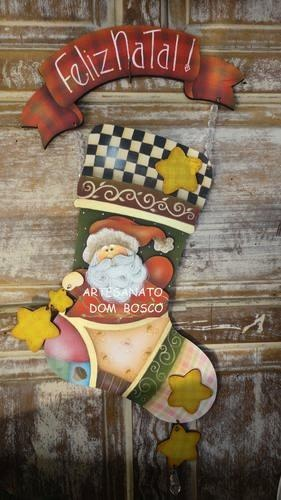 wooden stocking