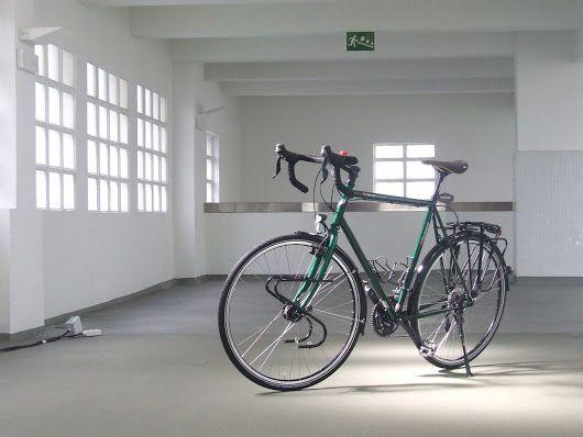 VSF Fahrradmanufaktur TX-Randonneur 2016.  Ciclos Clemente. Tenda e atelier especializada en ciclismo urbano, viaxeiro, gravel, randonneur, etc. Mercado de San Agustín 13-15, A Coruña http://ciclosclemente.com
