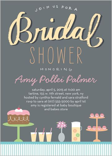Sophisticated Damask Bridal Shower Invitations Flat Card By Brejer Celebrate The Bride To Be With This Invitationa