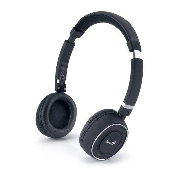 Auriculares Bluetooth con Microfono Genius HS-980BT;  Estos auriculares de diadema te ofrecen una mayor flexibilidad para cuando escuches tu música o tengas que realizar llamadas telefónicas.    Su función bluetooth te permite conectar los auriculares a otros dispositivos bluetooth, como un iPhone o Smartphone. En  http://www.opirata.com/auriculares-bluetooth-microfono-genius-hs980bt-p-27934.html