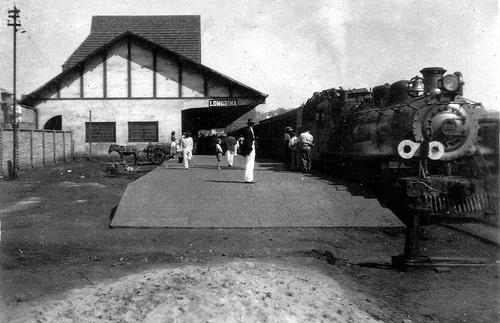Estação ferroviaria