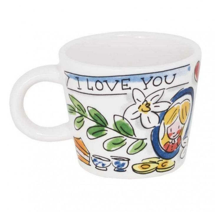 Blond Amsterdam Kop Asia I Love You - Grote collectie Blond Amsterdam - Trendhopper - Home Center Wolvega - Grote woonboulevard