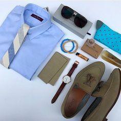 Conquering hump day in January's accessories 👔 📷: @mr_bilalmalik #gentlemansbox #besavvy #gboxmember