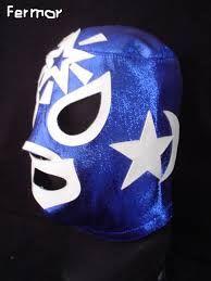 Mascara del Santo Poblano