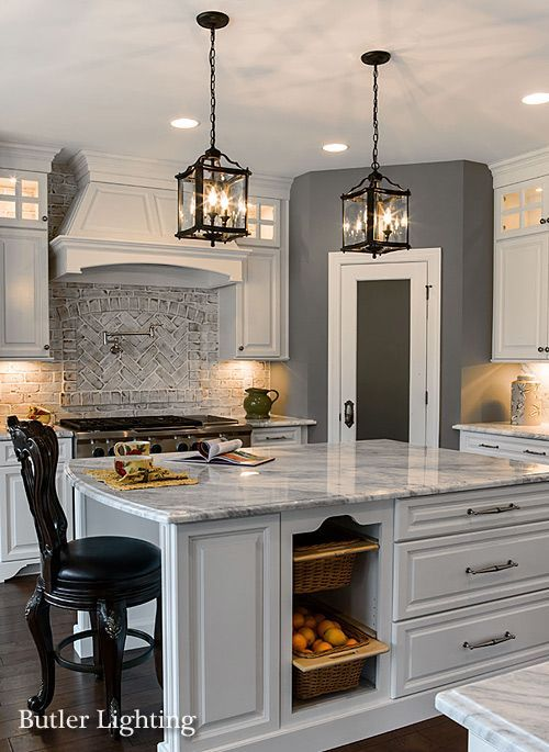 What is trending in lighting this fall butler lighting of for Kitchen design consultants
