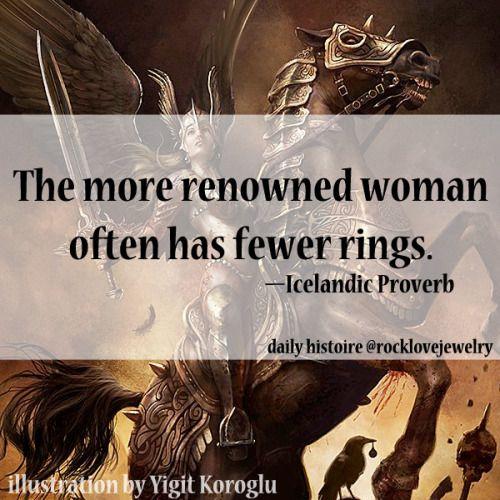 rocklovejewelry:Icelandic Proverb More @facebook.com/rocklovefanpage