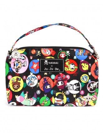 tokidoki x Ju.Ju.Be Be Quick Clutch Bubble Trouble