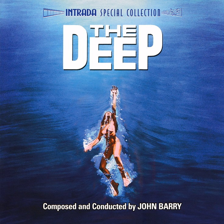 John Barry - 1977 - ''The Deep'' | My favorite film composers ...