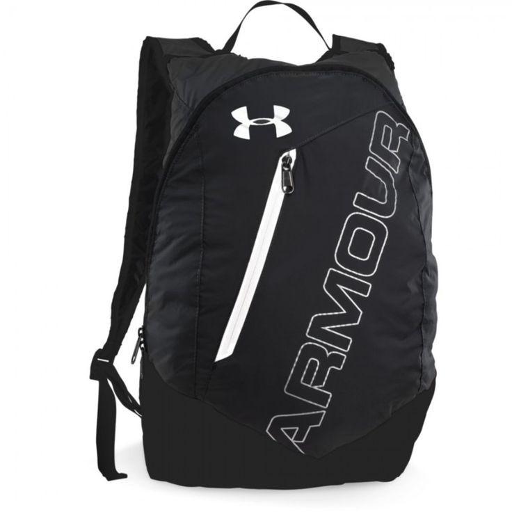 Sportovní černý batoh Under Armour