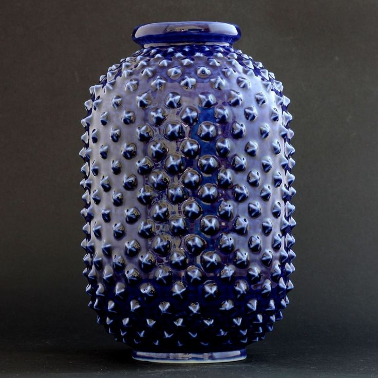 For sale through RetroStart:  Vase from the forties by Gunnar Nylund for Rörstrand | #35945