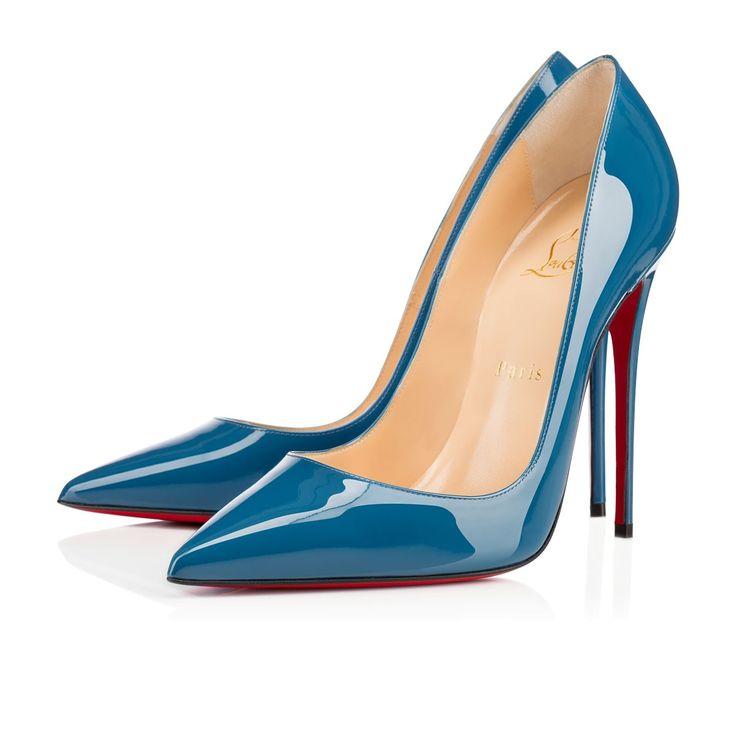 SO KATE PATENT, OCEAN, Patent, Women Shoes, Louboutin ...