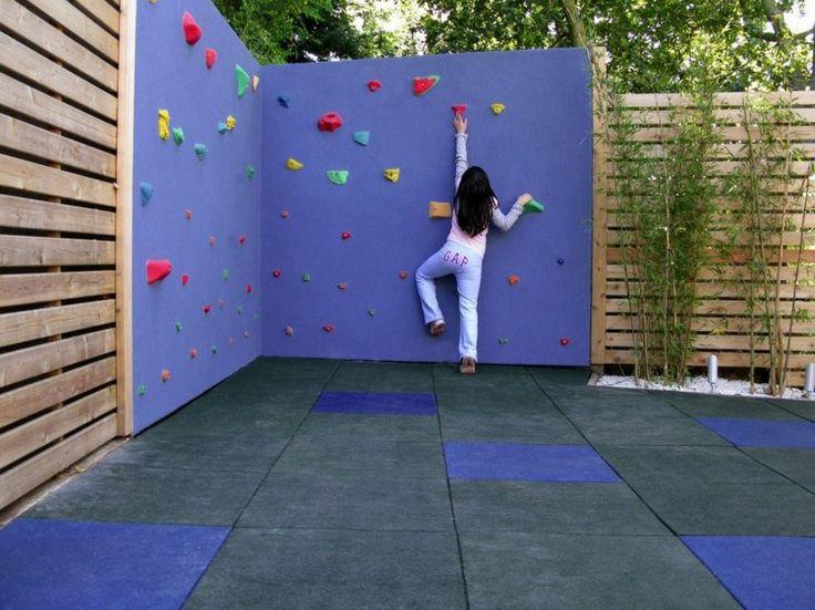 les 25 meilleures id es concernant murs d 39 escalade sur pinterest mur d 39 escalade et enfants. Black Bedroom Furniture Sets. Home Design Ideas