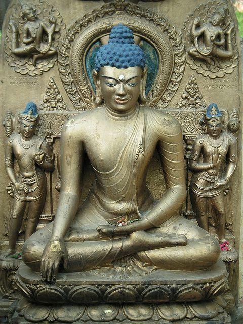 Bodh Gaya, Bihar, India♥♥♥