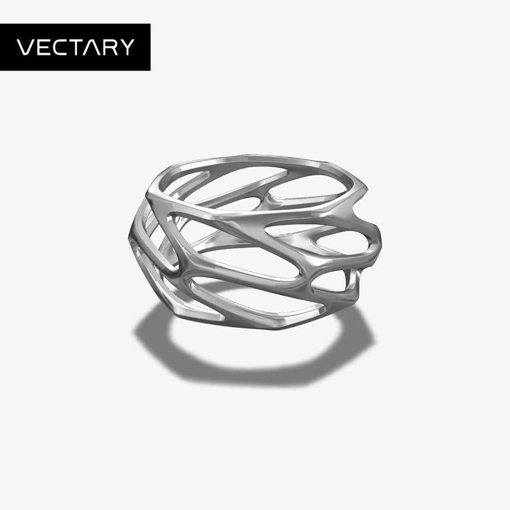 Parametric ring created by VECTARY beta tester meshtush. We ❤️ how he used our #parametric plugin Joints&Wires…