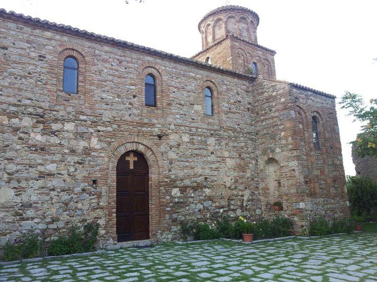 Basilica San Giovanni Therestis, Stilo, Calabria