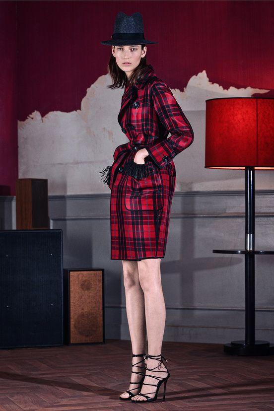 Dsquared2 défilé pré-collections automne-hiver 2015-2016 #mode #fashion