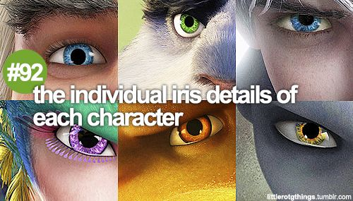 DreamWorks has really stepped up their game in their last works. Rise of the Guardians was just stunning visually.