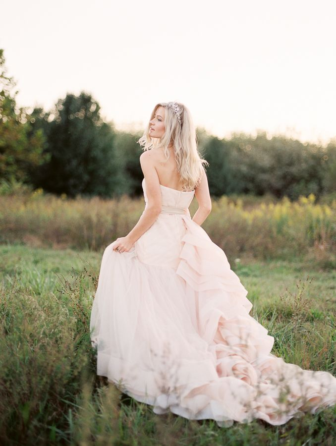 A Gorgeous Southern Style Bridal Session; Taken In Mechanicsville, Virginia.