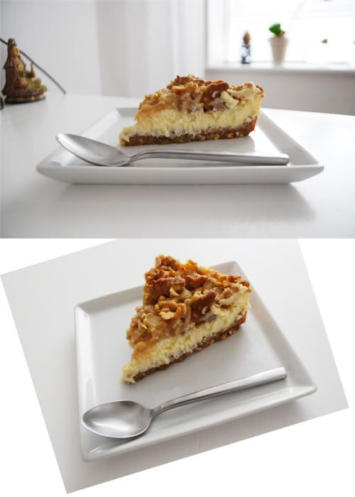 Æble-cheesecake