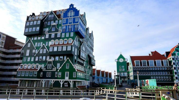 we visited the #InntelHotels in #Zaandam onroute to #Volendam