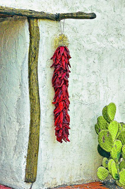 New Mexico chili ristra