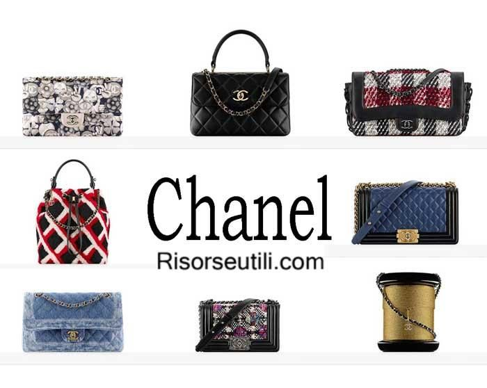 Bags Chanel fall winter 2016 2017 handbags for women