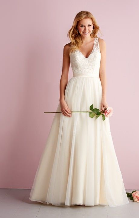 Allure Romance 2716 Wedding Dress