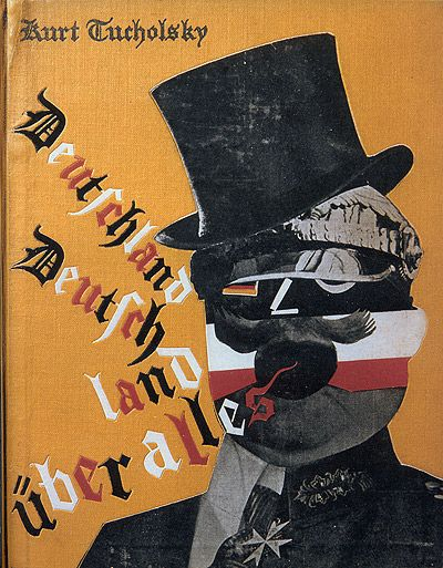 In 1918 Heartfield began at the Berlin Dada scene, and the Communist Party of Germany. He was dismissed from the Reichswehr film service on account of his support for the strike that followed the assassination of Karl Liebknecht and Rosa Luxemburg. With George Grosz, he founded Die Pleite, a satirical magazine. Paper Weapon - Dieselpunks