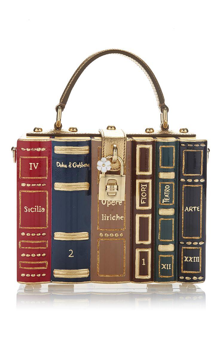 Book Bag By Dolce Gabbana For Preorder On Moda Operandi Cassieclare Do