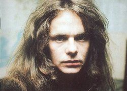 Paul Kossoff September 14, 1950- March 19, 1976  Cause of death: Cerebral and pulmonary edema