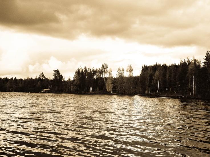 Höytiäinen Järvi - JMJ