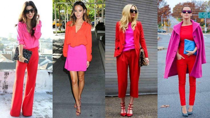 Post no blog sobre a nova tendência INVERNO 2017. Montar look misturando rosa e vermelho promete bombar na estação.  Vem conferir: http://vestidaderosa.com/tendencia-rosa-e-vermelho/