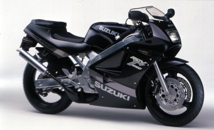 RGV250Γ my best moto