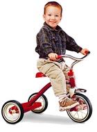 "Klassieke rode driewieler 10"" - Radio Flyer"