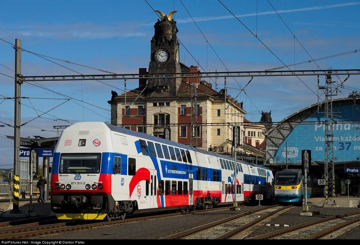RailPictures.Net Photo: 971.011-2 CD - Ceske Drahy 471 Skoda (CityElefant) at Praha, Czech Republic by Dalibor Palko