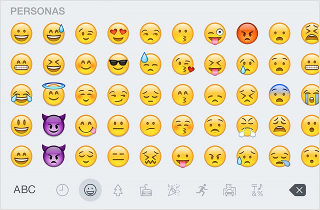 Teclado Emoji