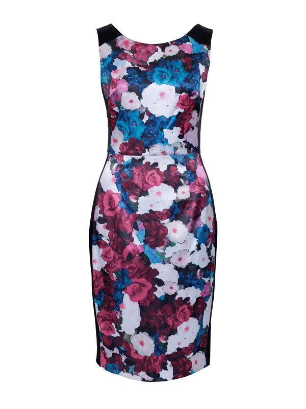 Review Australia  Dress - floral tight #everythingfloral