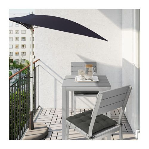 IKEA   FALSTER, Table, Outdoor, Gray , Polystyrene Slats Are  Weather Resistant And Easy To Care For.The Furniture Is Both Sturdy And  Lightweight As The ...