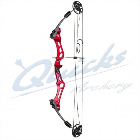 SB66 CORE Archery ZEAL Compound Bow RH 30-45lbs 23-30 Inch draw length