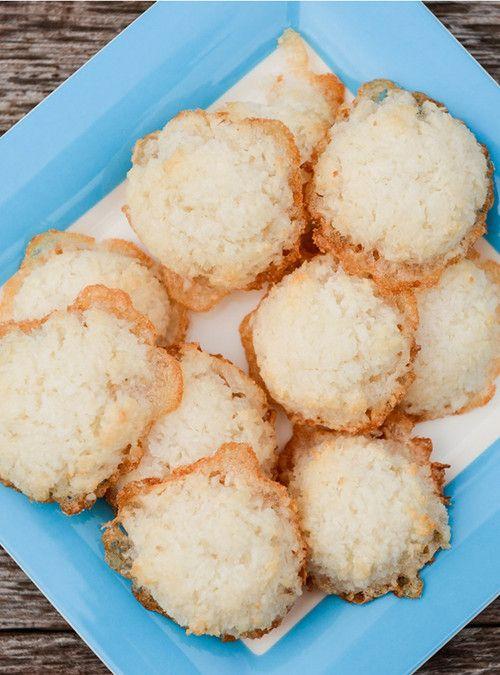 Biscuits à la noix de coco de Marie-Soleil...mettre farine sans gluten