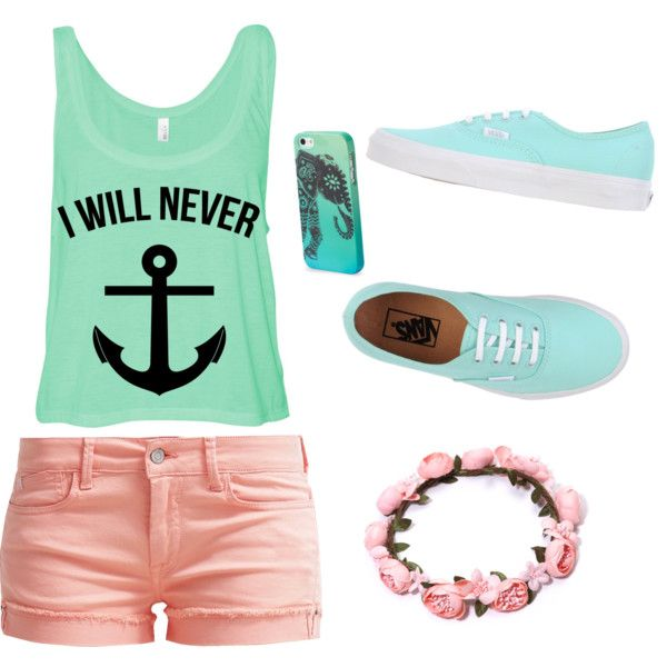 Sin título #1 by paaaaudirection on Polyvore featuring polyvore, moda, style, Le Temps Des Cerises, Vans, Aéropostale and fabulous