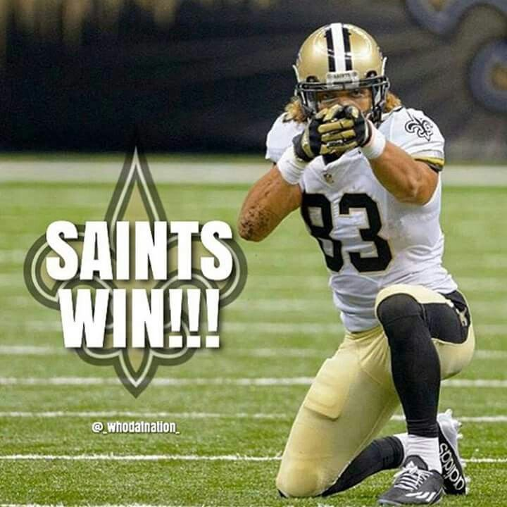 Saints Win. Saints Willie Snead