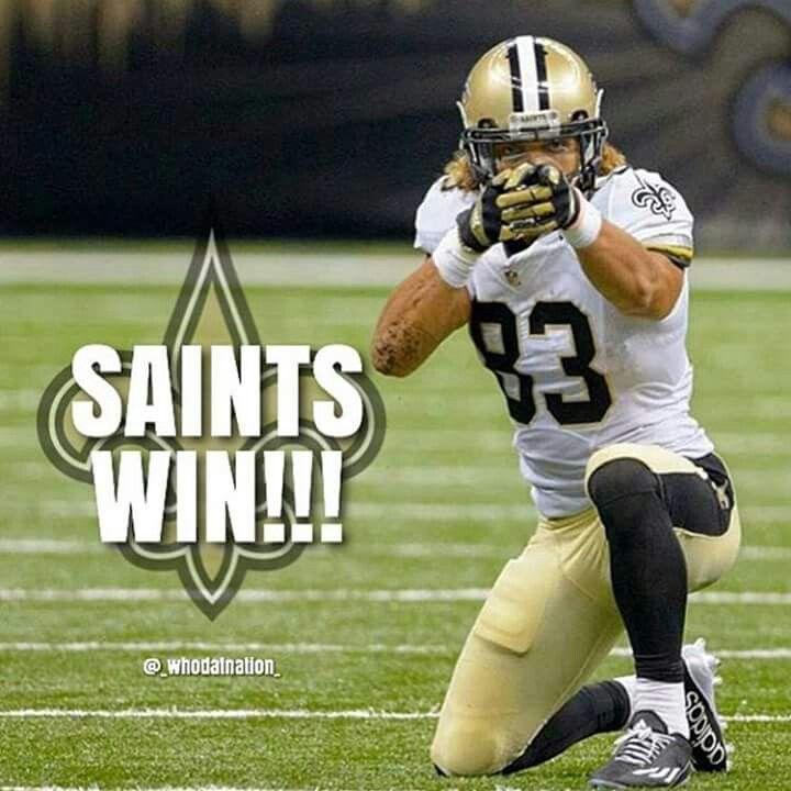 Saints Win. Saints Willie Snead