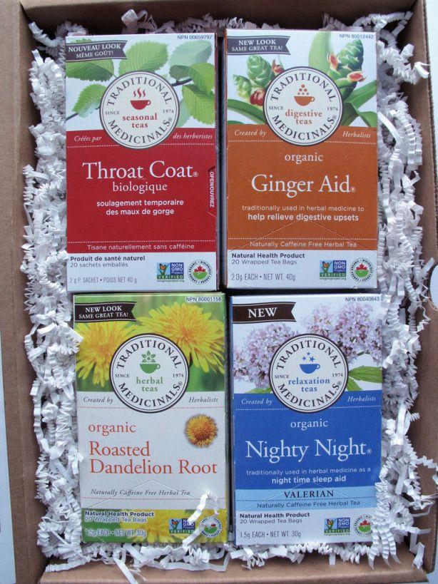 traditional medicinals tea review